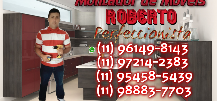 Montador de Móveis São Caetano do Sul SP -/(11)96149-8143 WhatsApp