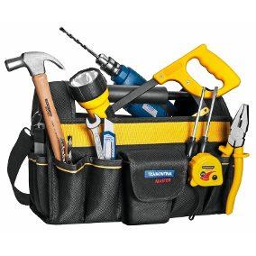 Caixa de ferramentas para montador